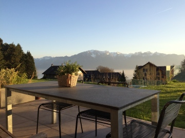 Terrasse view