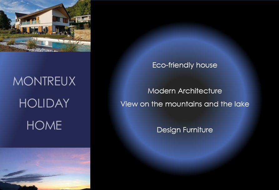 Montreux Holiday Home Brochure